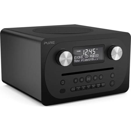 Pure Audio Evoke C-D4 DAB+ radio