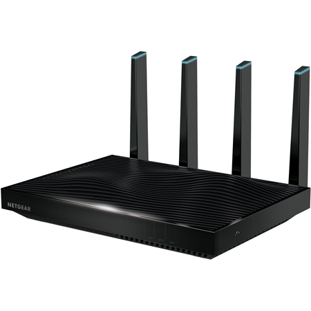 Netgear R8500-100PES zwart Router