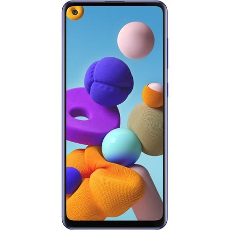 Samsung Galaxy A21 32GB blauw