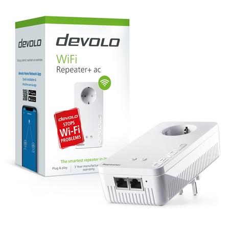 Devolo WiFi Repeater+ ac - 8705