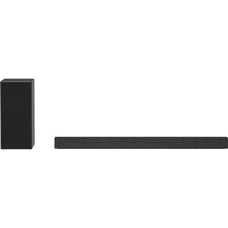 LG DSP7Y Soundbar met draadloze subwoofer