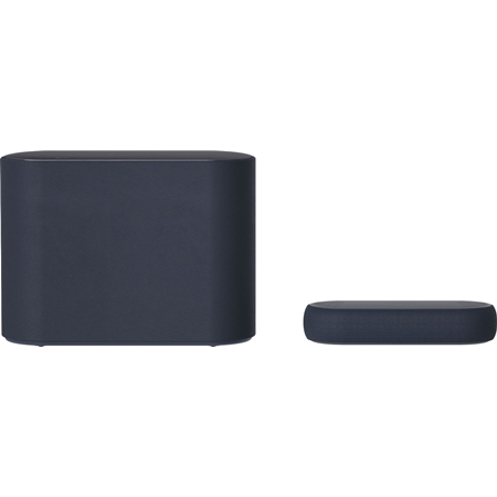 LG DQP5 Soundbar met draadloze subwoofer