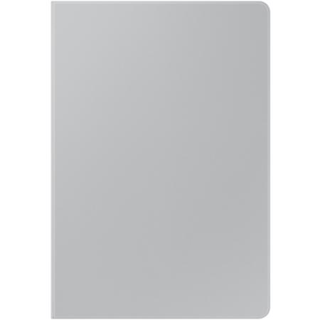 Samsung Tab S7+ book cover grijs