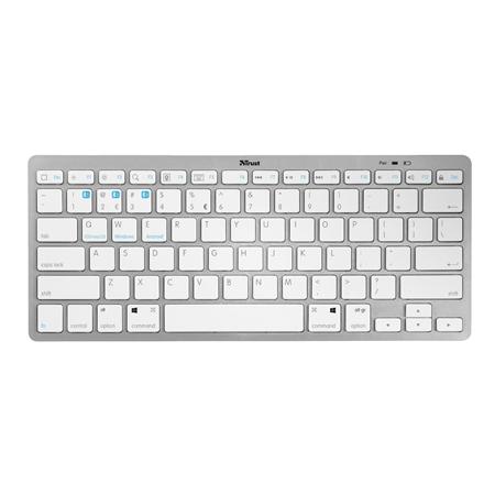 Trust Nado draadloos bluetooth toetsenbord