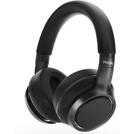 Philips TAH9505BK Draadloze koptelefoon met noise cancelling
