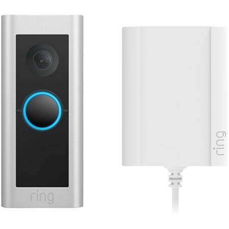 Ring Video Doorbell Pro 2 met insteek adapter