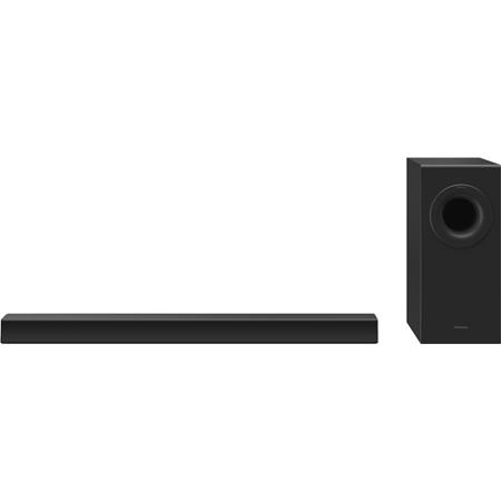 Panasonic SC-HTB496EGK Soundbar met draadloze subwoofer