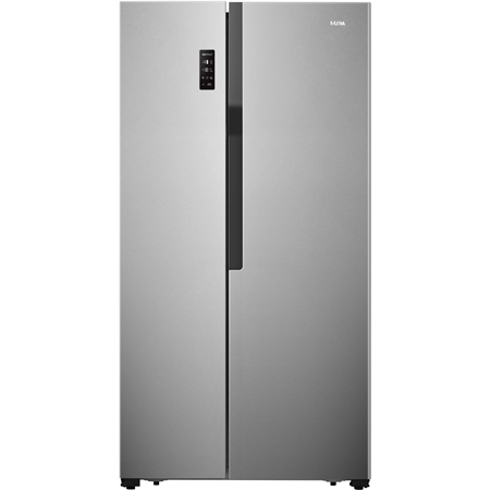 ETNA AKV578RVS Amerikaanse koelkast