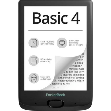 PocketBook Basic 4 zwart