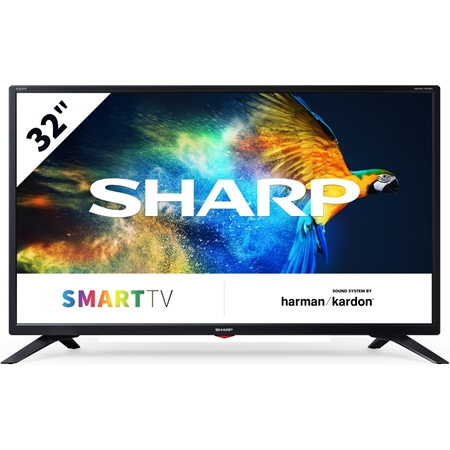 Sharp 32BC3E HD LED TV