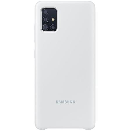 Samsung Silicone hoesje voor Galaxy A51