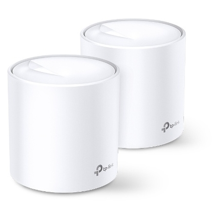 TP-Link AX1800 Whole Home Mesh Wifi-systeem Deco X20