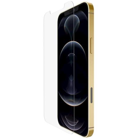 Belkin UltraGlass screenprotector voor iPhone 12 Pro Max