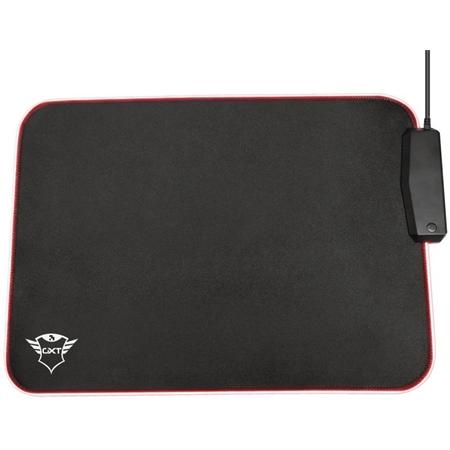 Trust GXT 765 Verlichte flexibele muismat en USB-hub