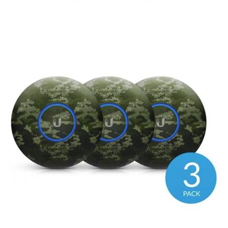 Ubiquiti UniFi U6 Lite & nanoHD cover (afdekkap) 3 stuks camo
