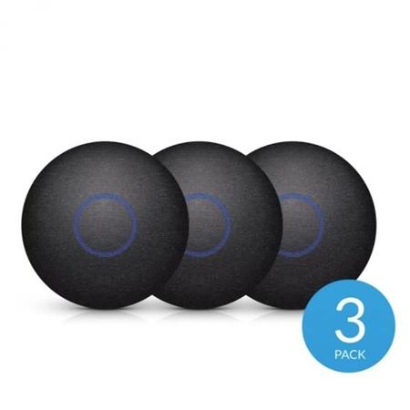 Ubiquiti UniFi U6 Lite & nanoHD cover (afdekkap) 3 stuks zwart stof