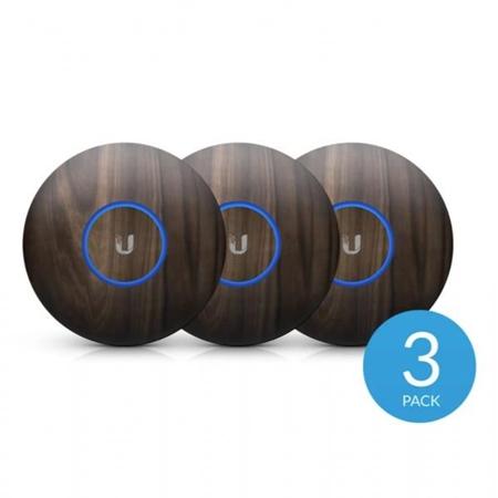 Ubiquiti UniFi U6 Lite & nanoHD cover (afdekkap) 3 stuks wood