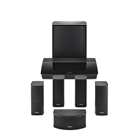 Bose Lifestyle 600 Home Cinema set