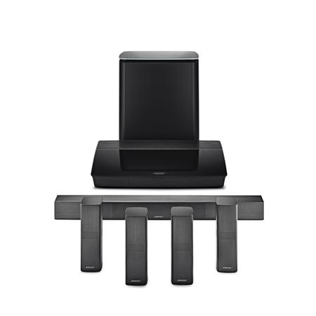 Bose Lifestyle 650 zwart