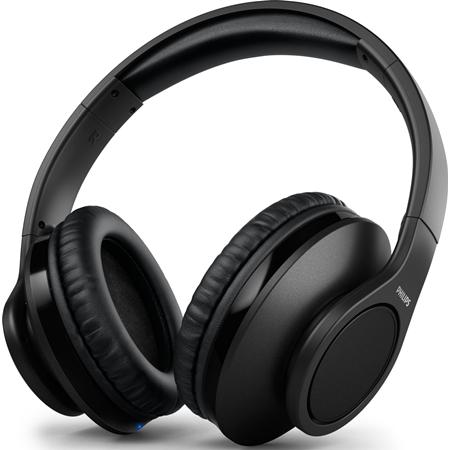 Philips TAH6206BK/00 Bluetooth koptelefoon voor TV kijken