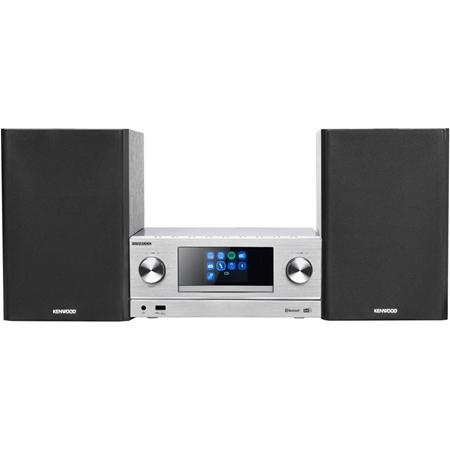 Kenwood M-9000S-S stereo set met DAB+