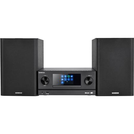 Kenwood M-9000S-B stereo set met DAB+