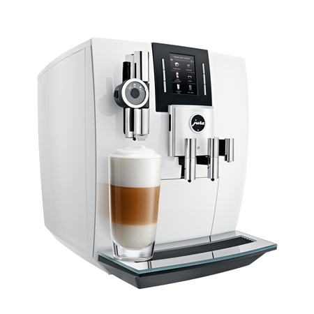 Jura J6 Piano White Espressomachine