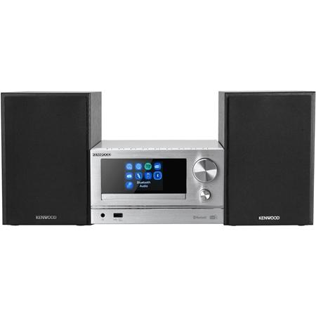 Kenwood M-7000S-S stereo set met DAB+