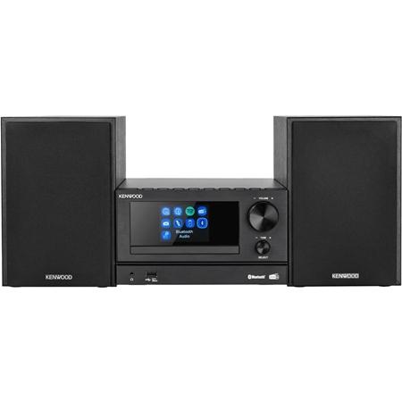 Kenwood M-7000S-B stereo set met DAB+