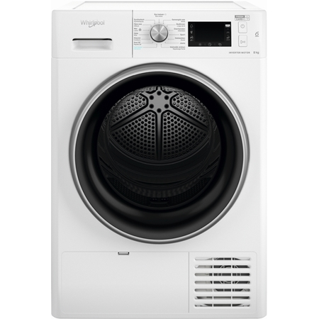 Whirlpool FFT M22 8X2BS BE warmtepompdroger