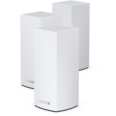 Linksys Atlas Pro 6: Dual-band Mesh WiFi 6-systeem (3 pack)