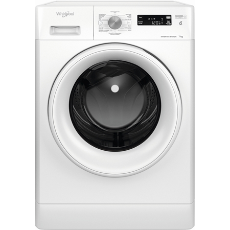 Whirlpool FFSBE 7438 WE F wasmachine