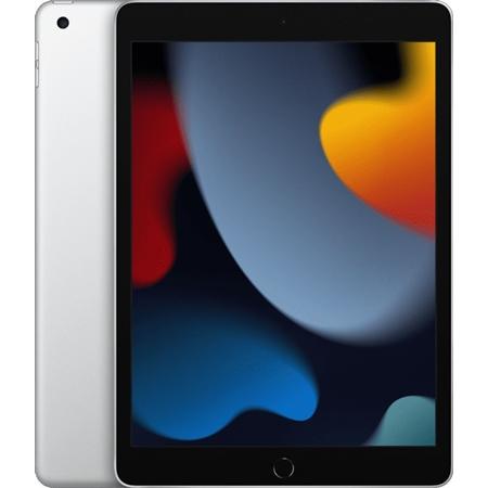 Apple iPad (2021) wifi + 4G 64GB zilver