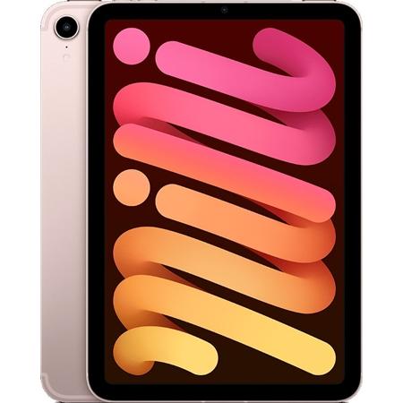 Apple iPad Mini (2021) wifi + 4G 256GB roze
