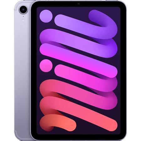 Apple iPad Mini (2021) wifi + 4G 64GB paars