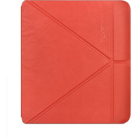 Kobo Libra 2 Sleepcover case rood