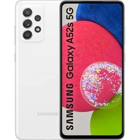 Samsung Galaxy A52s 5G 128GB wit