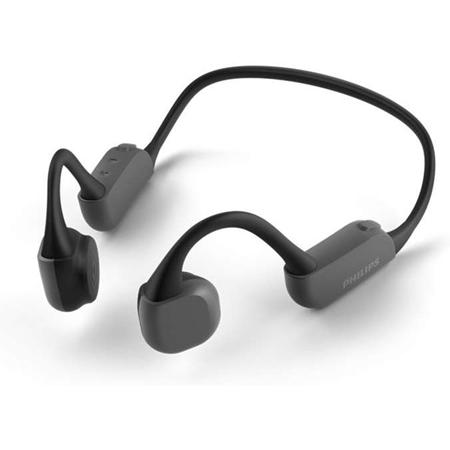 Philips TAA6606BK/00 draadloze koptelefoon met botgeleiding