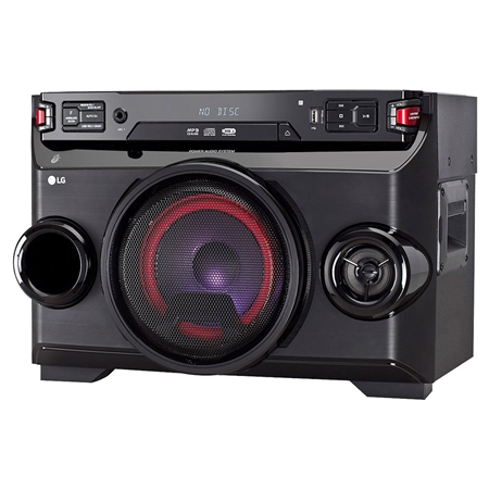 LG OM4560 zwart