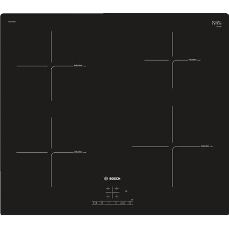 Bosch PUE611BB2E Serie 4 60 cm inductie kookplaat