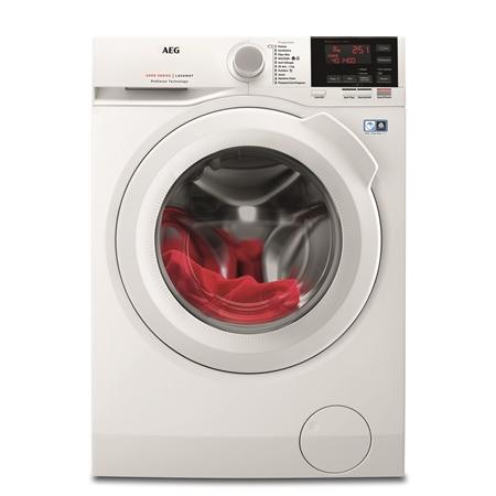 AEG L6FB86GW Serie 6000 wasmachine