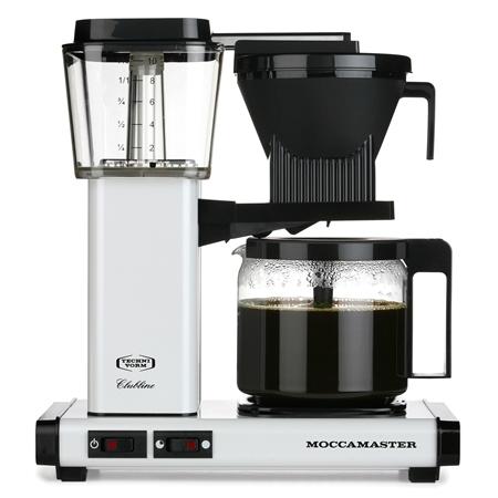 Moccamaster KBG741 AO wit Koffiezetapparaat