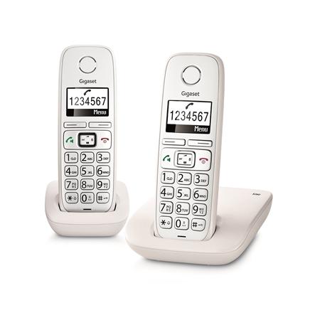 Gigaset E260 Duo Huistelefoon