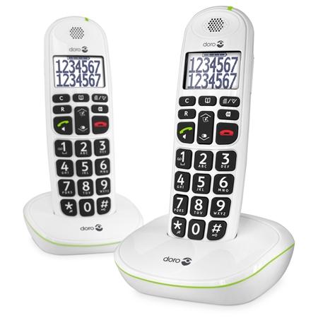 Doro PhoneEasy 110 Duo Huistelefoon