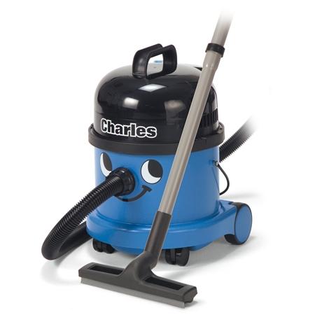 Numatic CVC-371 Charles blauw Stof-/Waterzuiger