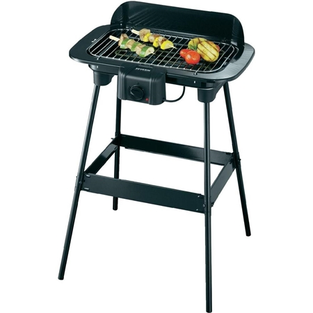Severin PG8521 zwart Barbecue
