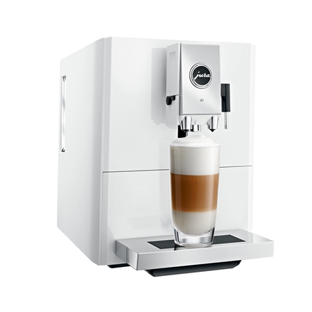 Jura A7 Piano White Espressomachine