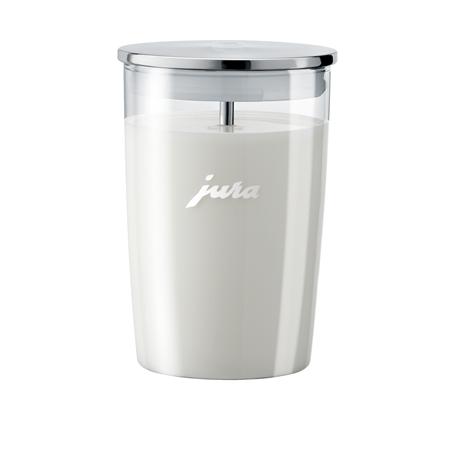 JURA glazen melkhouder