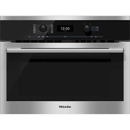 Miele H 6300 BM Inbouw Oven met magnetron