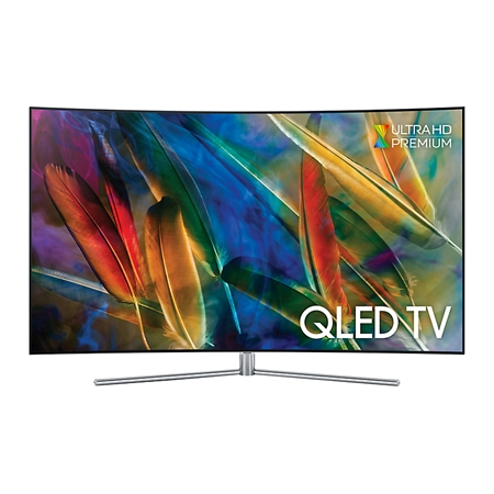 Samsung QE55Q7C Curved 4K QLED TV